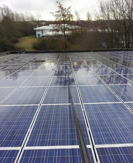 Commercial Solar Panel Cleaning Uk ⋆ Plastic Fantastic