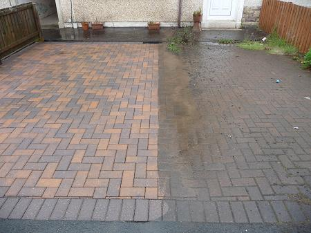 Driveway Cleaning Patio Cleaning Repair And Sealing