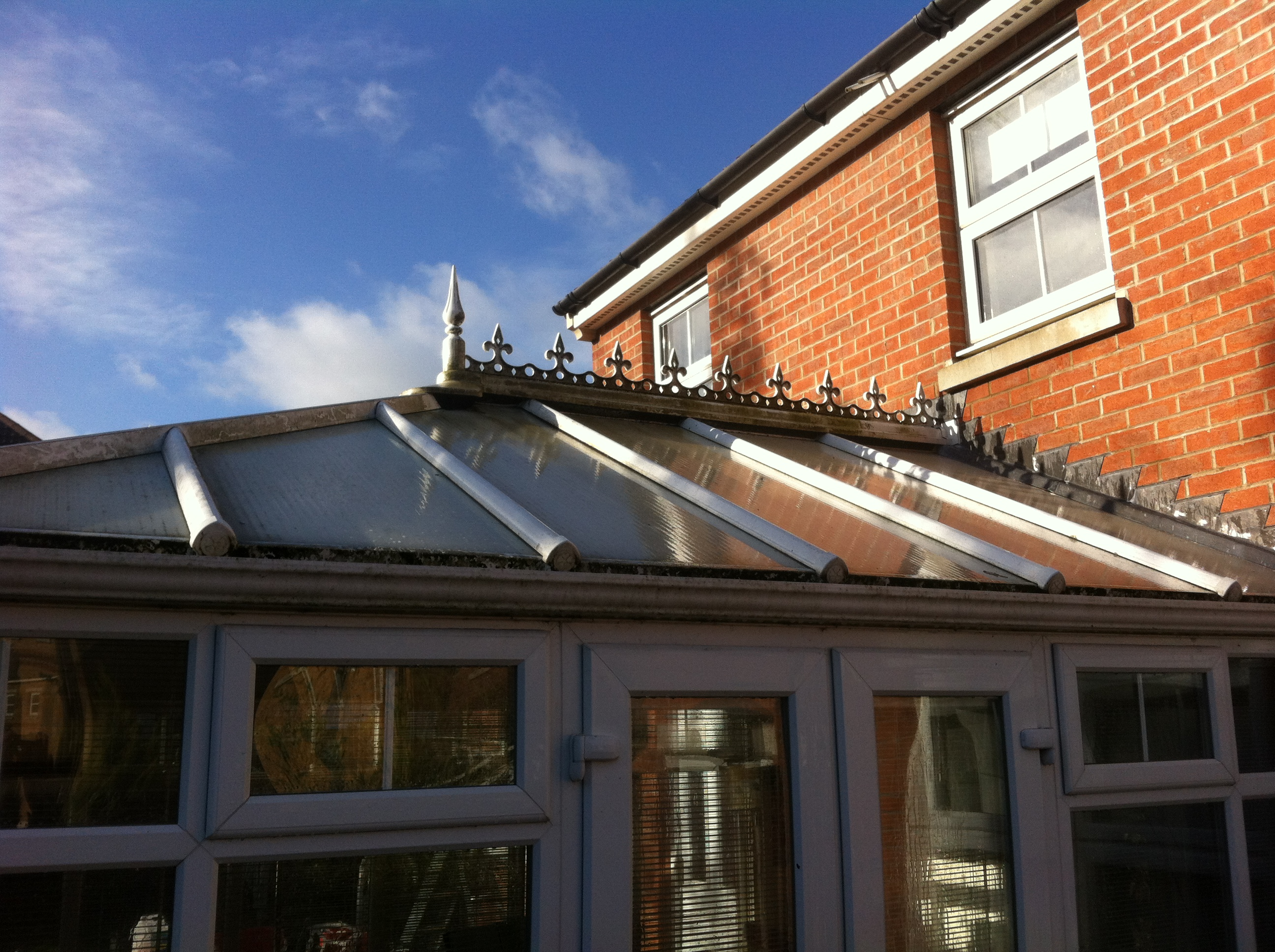 Conservatory cleaning Ashby